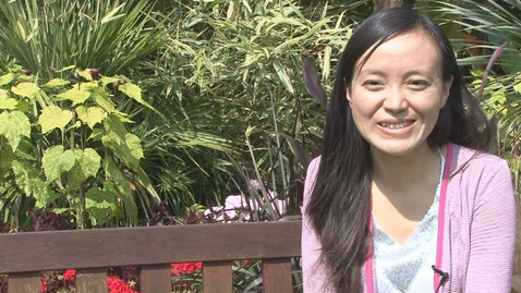 Thumbnail for entry Chevening Scholars – Fan Qin from China