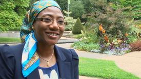 Chevening Scholars - Hadiza Santali Sa'eed from Nigeria