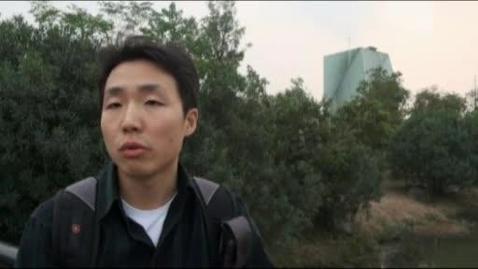 Thumbnail for entry Qian (Napoleon) Zhang - China Campus