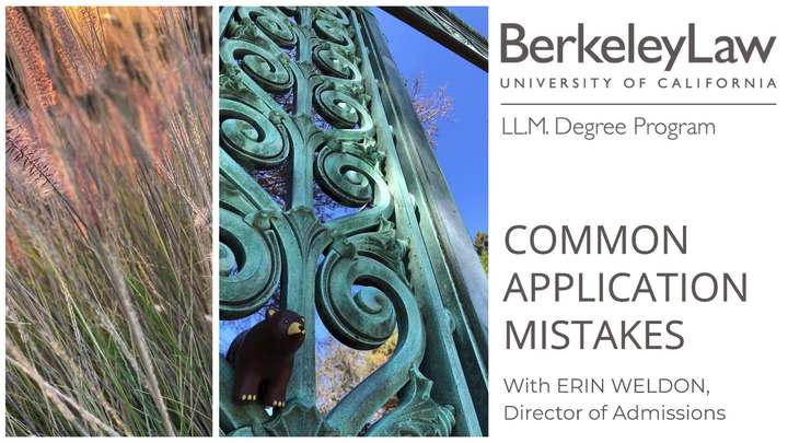 Uc Berkeley Fall 2020 Final Schedule.Application Admission Berkeley Law