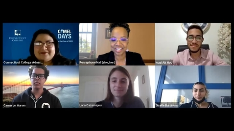 Thumbnail for entry Career Preparation and Professional Development Panel- April 13