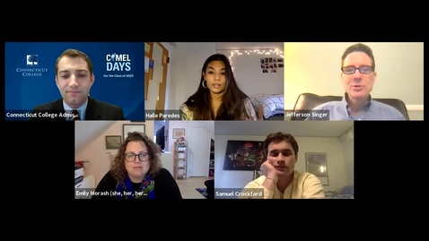 Thumbnail for entry Connections: Putting the Liberal Arts into Action- April 14