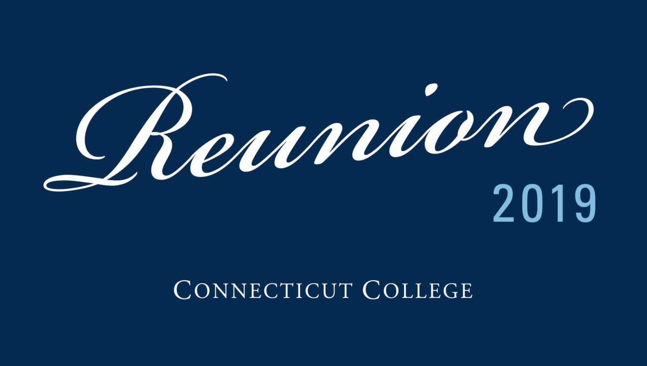 Connecticut College Reunion 2019