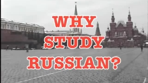Thumbnail for entry Slavic Studies at Connecticut College