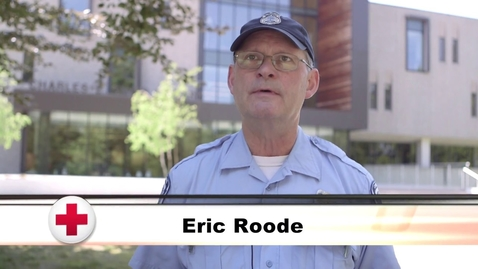 Thumbnail for entry American Red Cross Emergency Services Hero Award Winner - Eric Roode