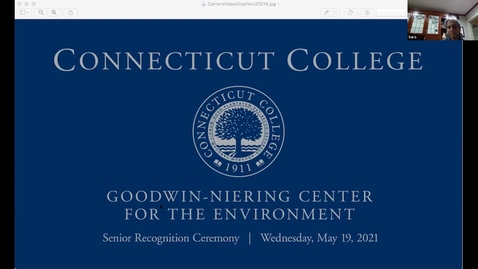 Thumbnail for entry Goodwin-Niering Center for the Environment