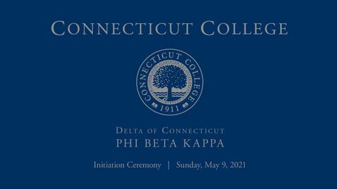 Thumbnail for entry Phi Beta Kappa
