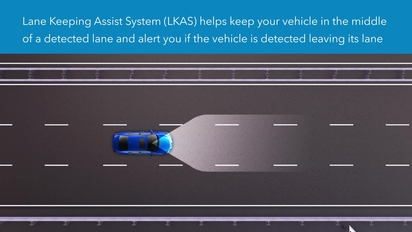 Lane Keeping Assist System >> 2018 Accord Sedan How To Use The Lane Keeping Assist