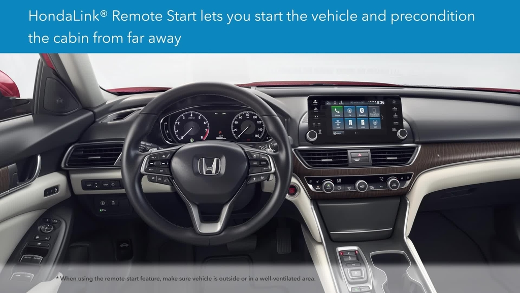Video Thumbnail For 2400 Hondalink Remote Start