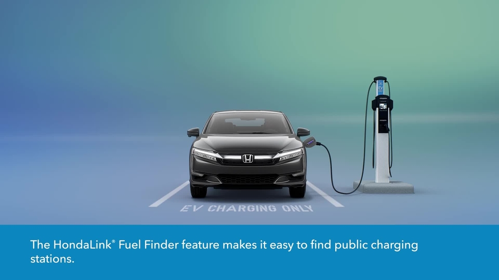 Video Thumbnail For Hld 200 Hondalink Clarity Phev Find Electric Charging Stations