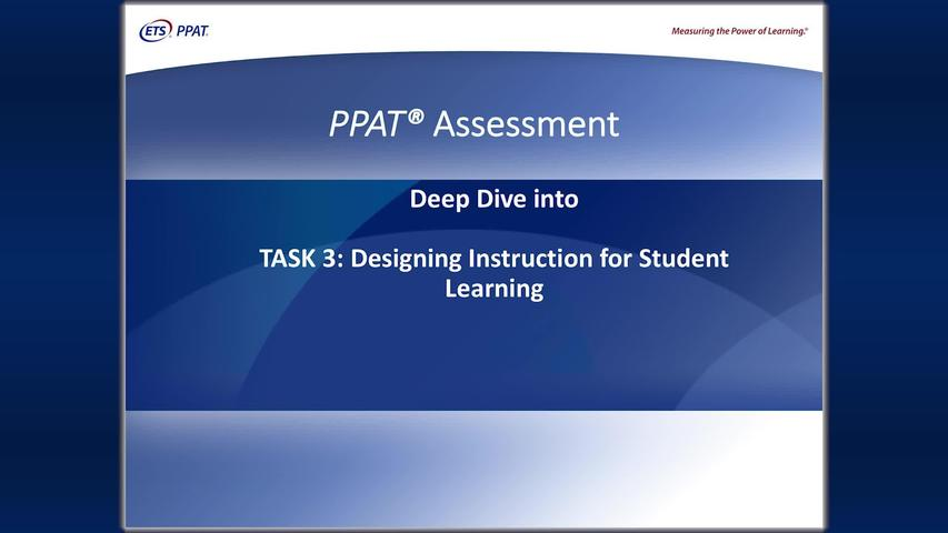 Ppat Task 3 Deep Dive Video