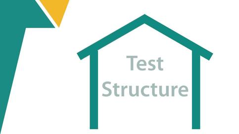 Video thumbnail for Test-Structure