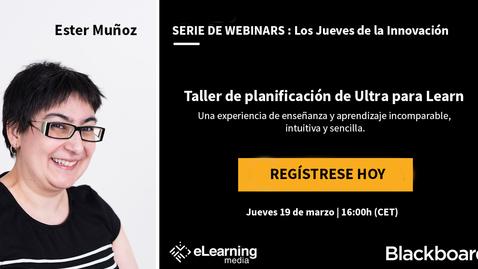 Miniatura para la entrada Taller de planificación de Ultra para Learn