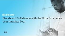 Thumbnail for entry Collaborate Ultra. Interfaz de alumno y profesor. Inglés