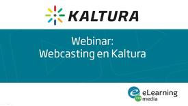 Thumbnail for entry Webinar: Webcasting