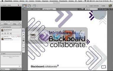 abriendo powerpoint en modo presentación como una ventana