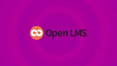 Conoce a Blackboard Open LMS