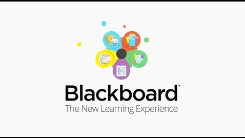Miniatura para la entrada Blackboard - The New Learning Experience