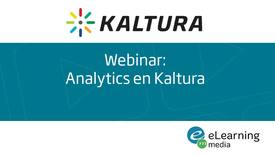 Thumbnail for entry Analytics en Kaltura