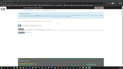 Miniatura para la entrada Demo integración Ilias con Ultra