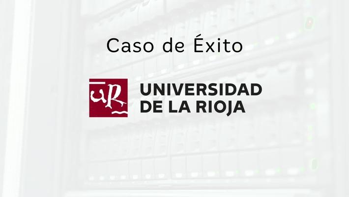 Caso de éxito Universidad de la Rioja: Blackboard y eLearning Media
