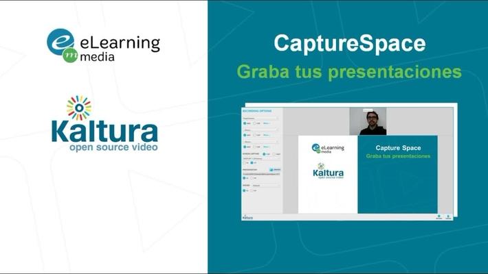 CaptureSpace en 2 minutos