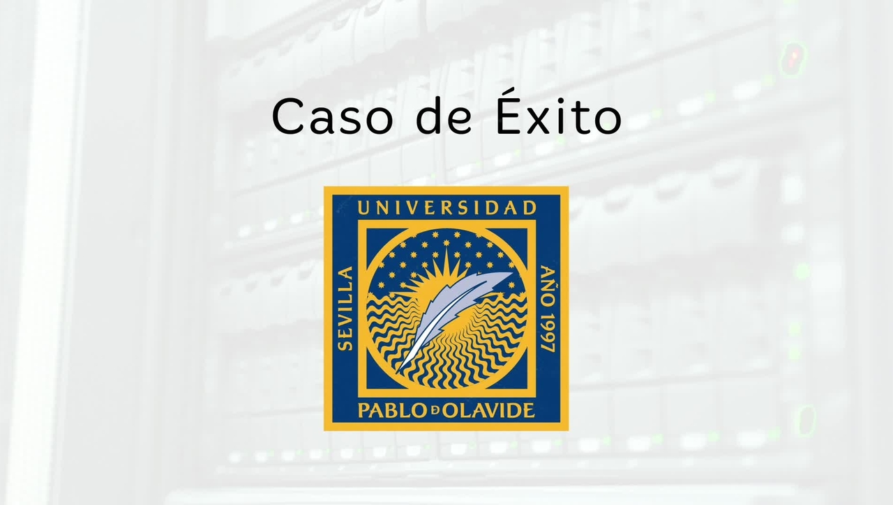 Caso de éxito Universidad Pablo de Olavide: Blackboard y eLearning Media