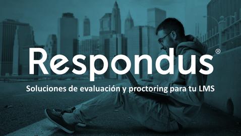 Miniatura para la entrada Introducción a Respondus LockDown Browser para estudiantes