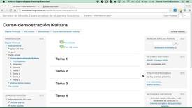 Thumbnail for entry Actividad de Kaltura