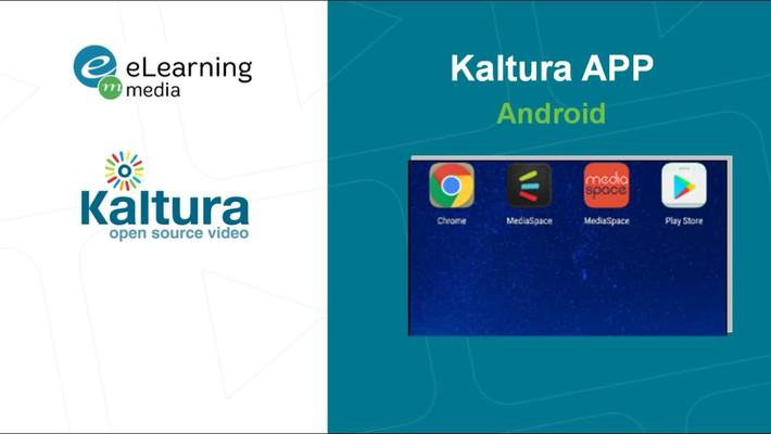 Kaltura APP (Android)