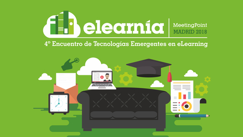 Miniatura para la entrada Video-resumen de eLearnia 2018