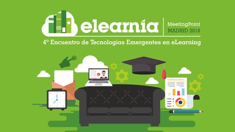 Miniatura para la entrada Video-resumen de eLearnia 2018