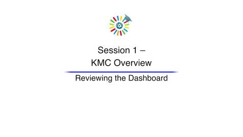 Miniatura para la entrada Video 2 Reviewing the Dashboard