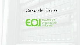 Miniatura para la entrada Caso de éxito EOI: Blackboard y eLearning Media