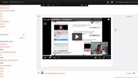 Miniatura para la entrada Configurar In Video Quiz en Moodle