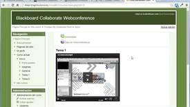 Thumbnail for entry Collaborate: Crear una sala en Moodle