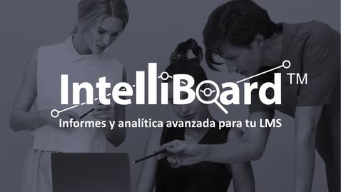 Miniatura para la entrada Learning Analytics con Intelliboard
