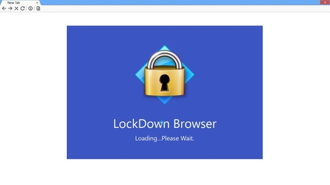 Miniatura para la entrada Introducción a Respondus LockDown Browser para Blackboard Learn Ultra