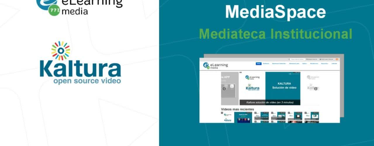 MediaSpace Mediateca Institucional