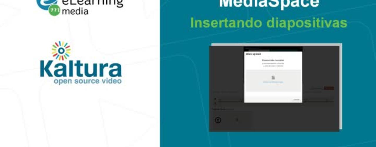 Insertando diapositivas