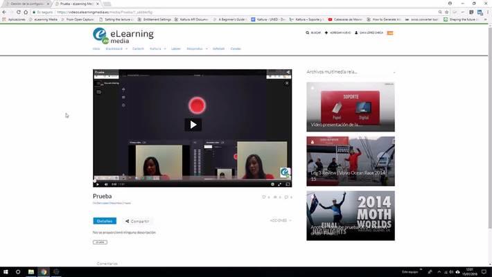 Nuevo editor de vídeo Kaltura