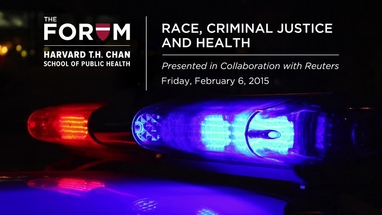 Race Criminal Justice And Health