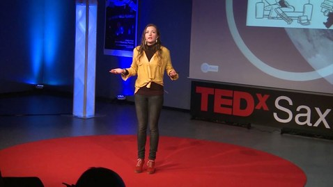 Thumbnail for entry Stigma: What is your attitude? Kim Helmus at TEDxSaxionUniversity