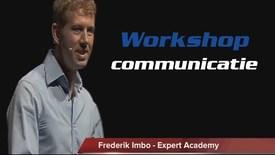Thumbnail for entry C09 - Workshop Communicatie