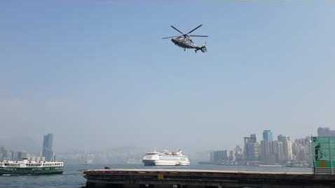 Thumbnail for entry OMT24 - camera shutter speed matches helicopter`s rotor