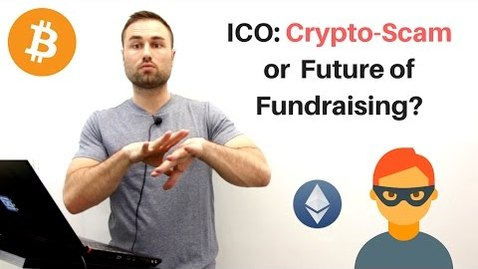 Thumbnail for entry OBE08 - ICO: Crypto Scam or Future of Fundraising?