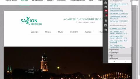 Thumbnail for entry Kwaliteitsregister Verpleegkunde / G&T