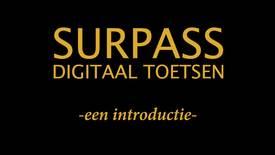 Thumbnail for entry Surpass Digitaal Toetsen - Een introductie