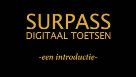 Thumbnail for entry Surpass Digitaal Toetsen - Een introductie
