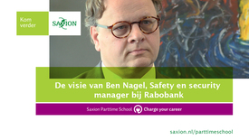 Thumbnail for entry C28 - De visie van Ben Nagel, Safety en security manager bij Rabobank 2/7